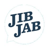 Jibjab logo b454000fbe7330b002e072da692259b97872c0b796a2fd11f25efde0a713ac02